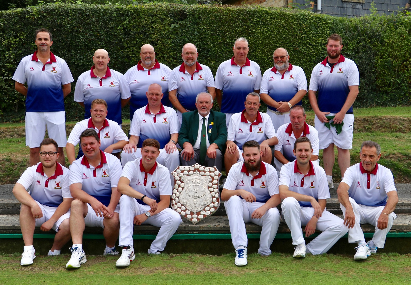 Carruthers Shield Champions 2018 - Penylan BC